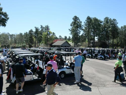 25th Annual Triple Crown Golf Classic at Woodside Country Club
